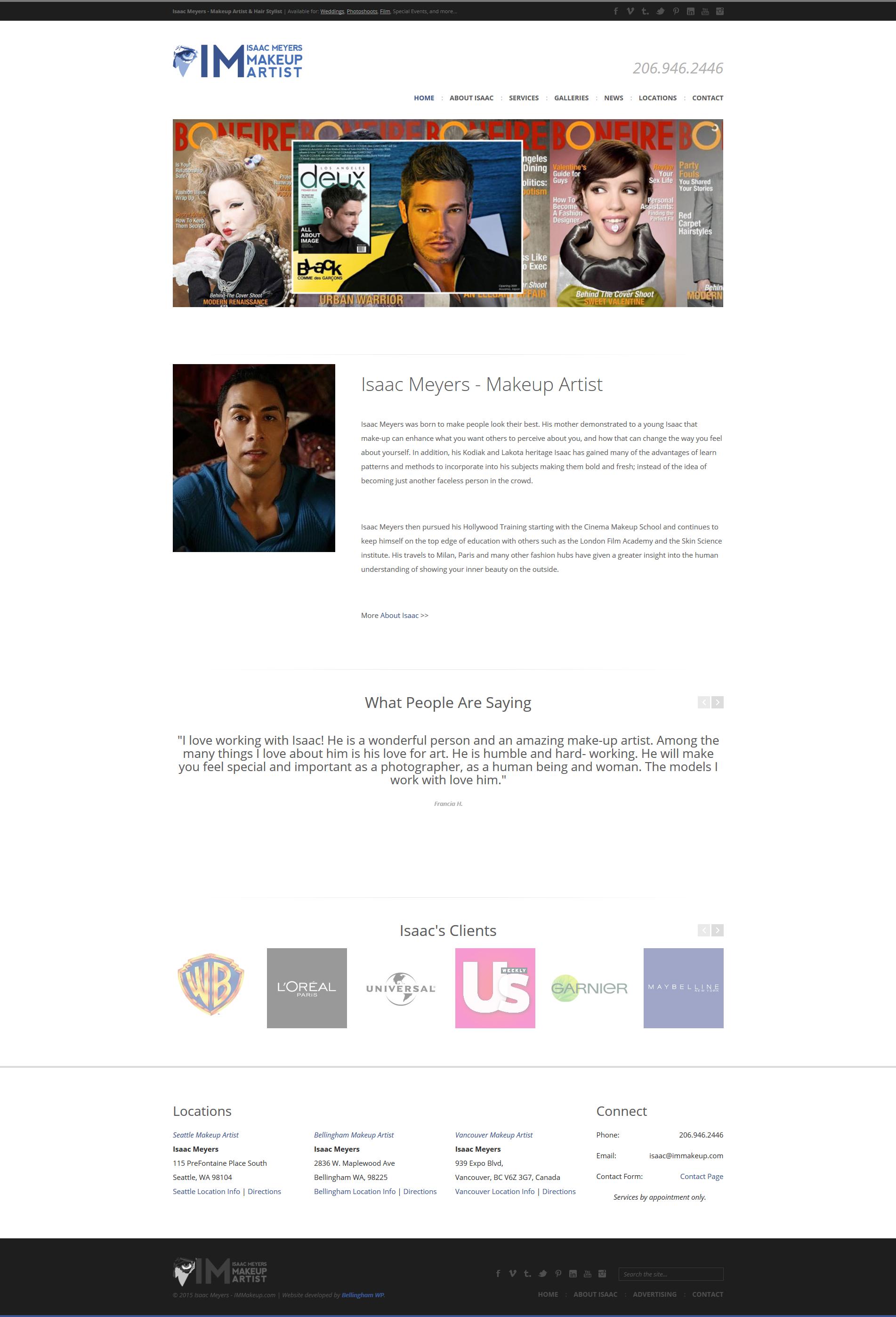 IMMakeup | Isaac Meyers – Makeup Artist