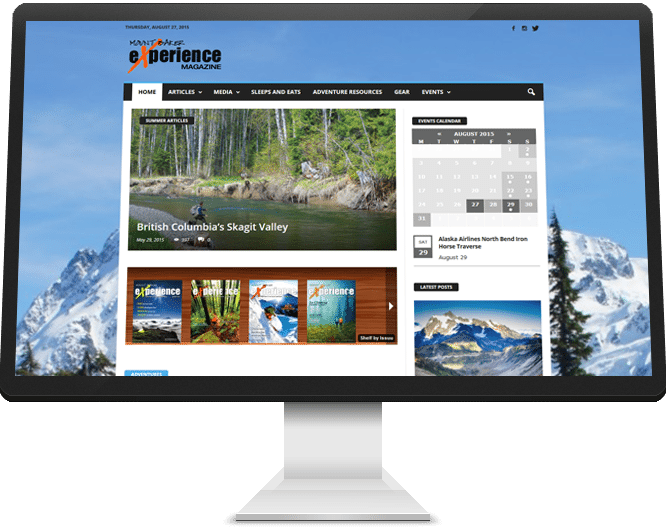 Mount Baker Experience Redesign